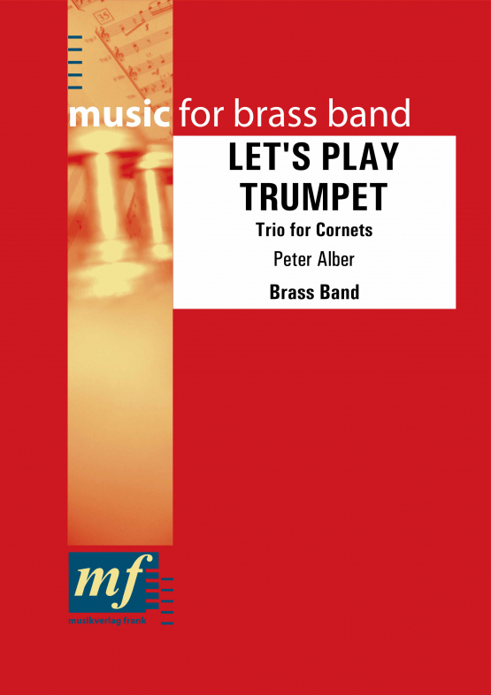 Cover LET'S PLAY TRUMPET