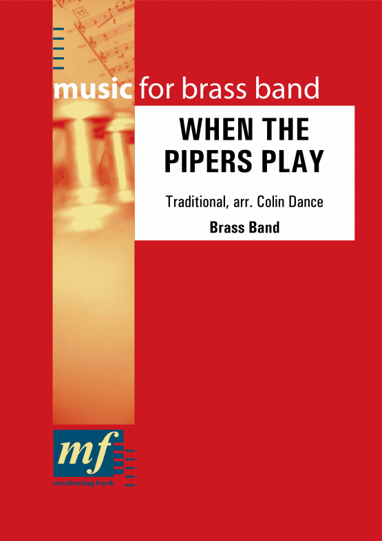 Cover WHEN THE PIPERS PLAY