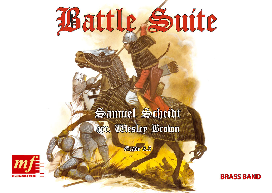 Cover BATTLE SUITE