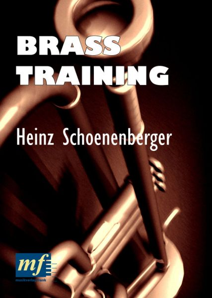Cover BRASS TRAINING