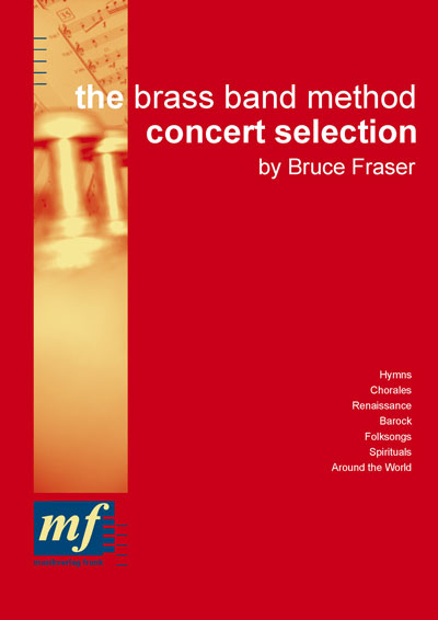 Cover THE BRASS BAND METHOD - CONCERT SELECTION