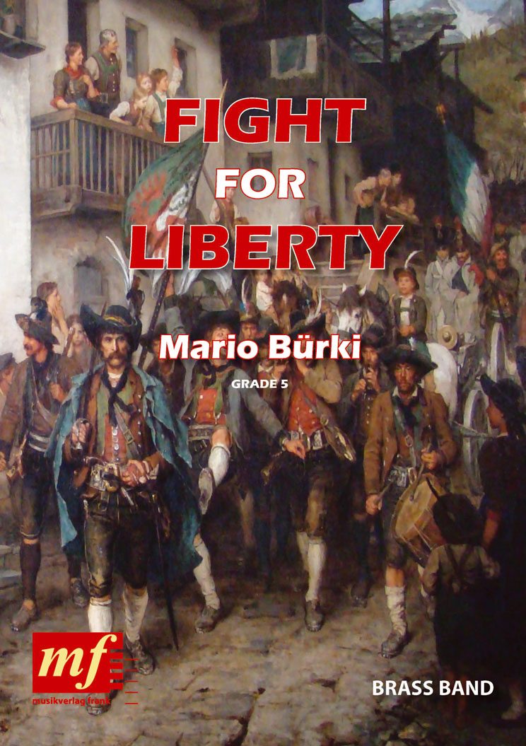 Cover FIGHT FOR LIBERTY