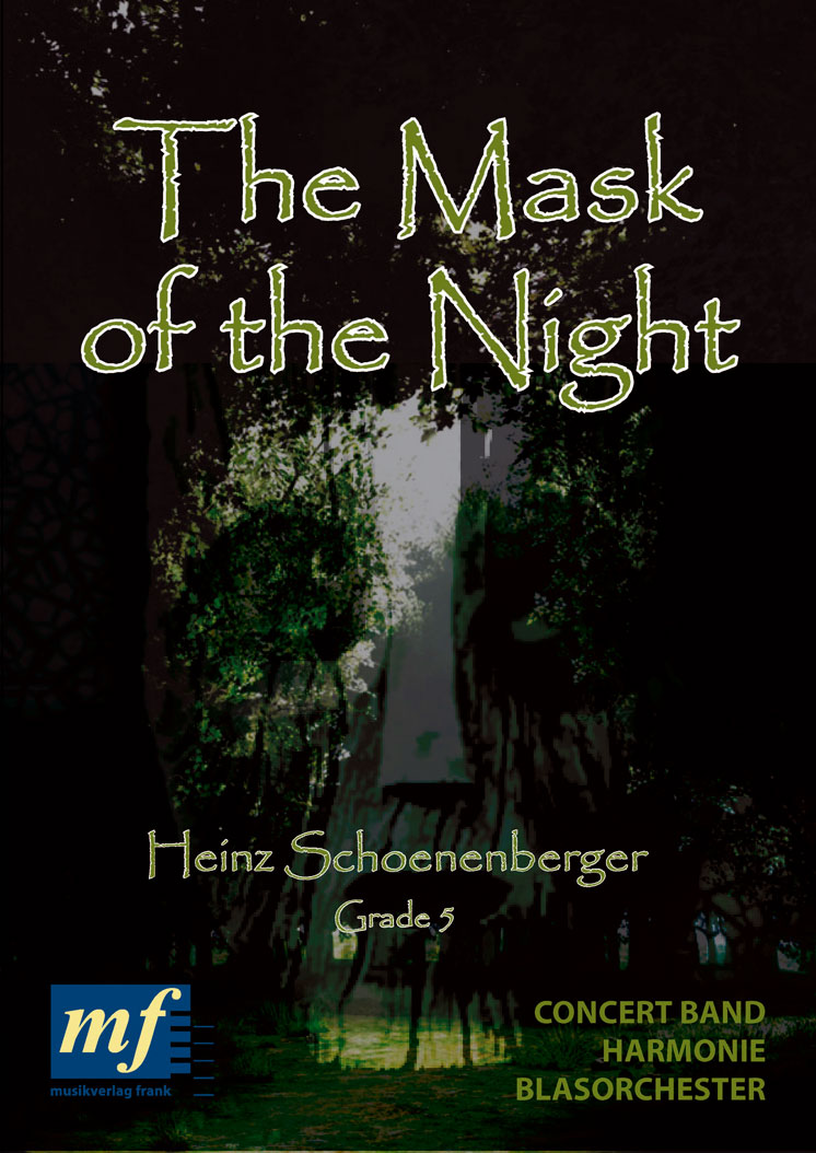 Cover THE MASK OF THE NIGHT