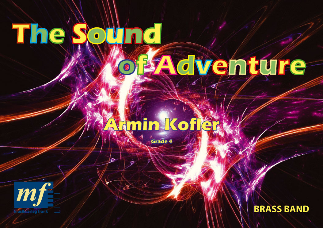 Cover SOUND OF ADVENTURE
