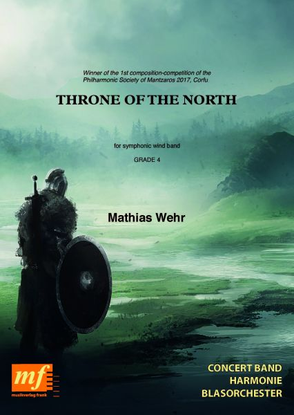 Cover THRONE OF THE NORTH