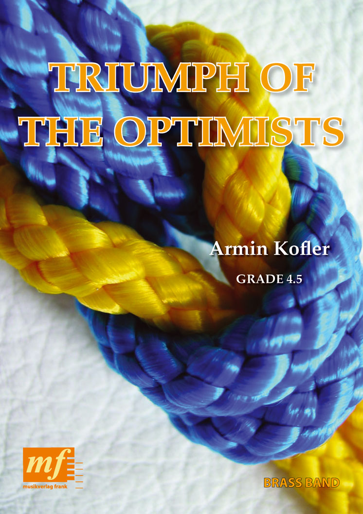 Cover TRIUMPH OF THE OPTIMISTS