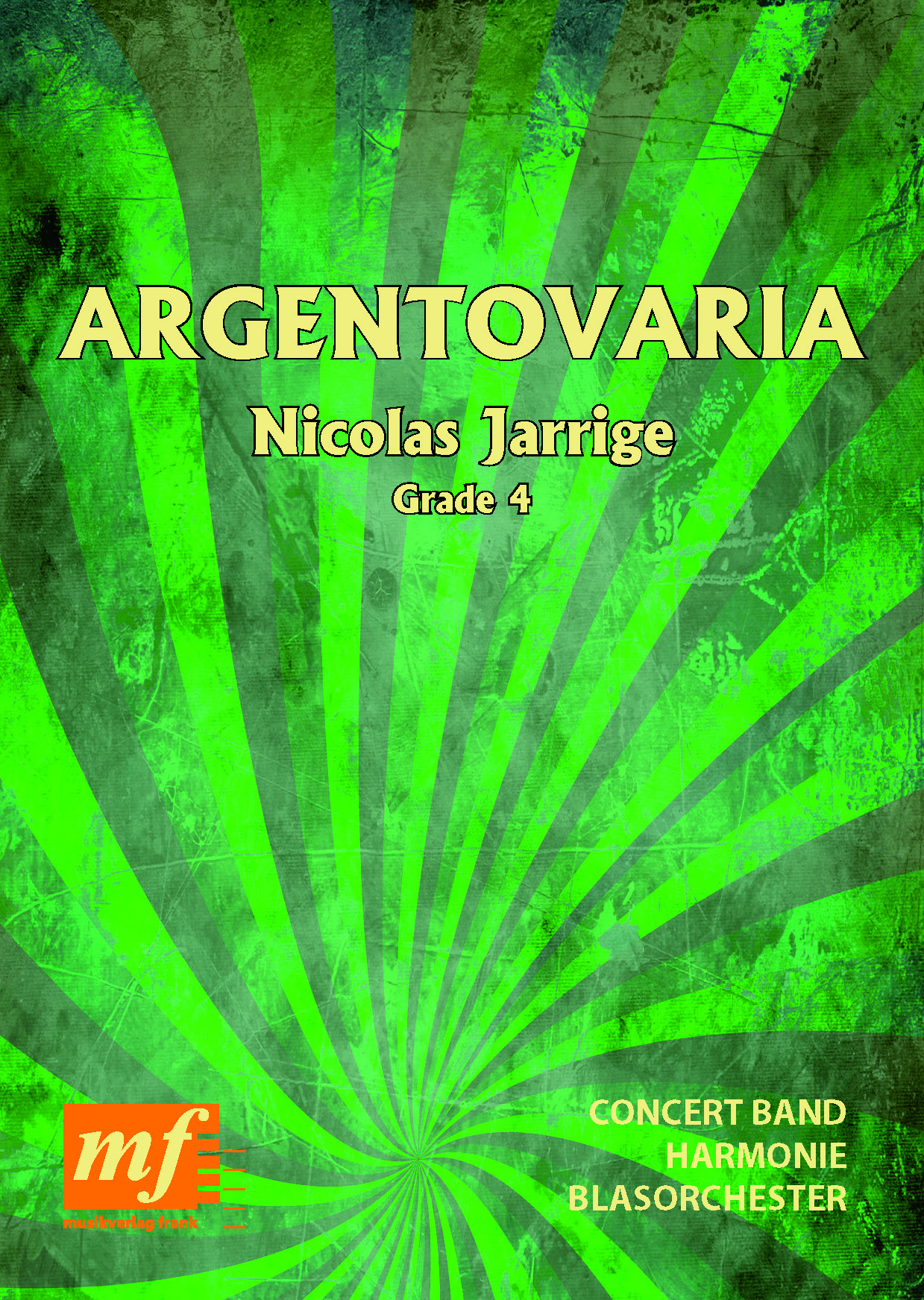 Cover ARGENTOVARIA