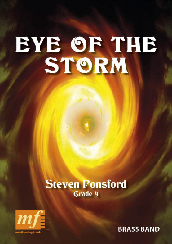 Cover EYE OF THE STORM