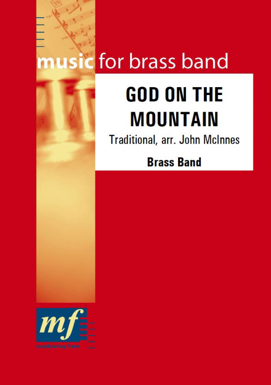 Cover GOD ON THE MOUNTAIN