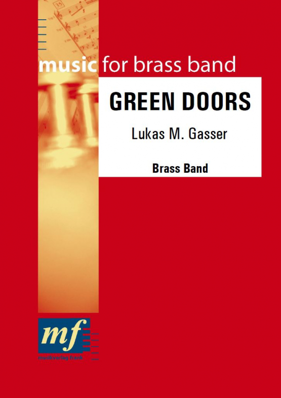 Cover GREEN DOORS