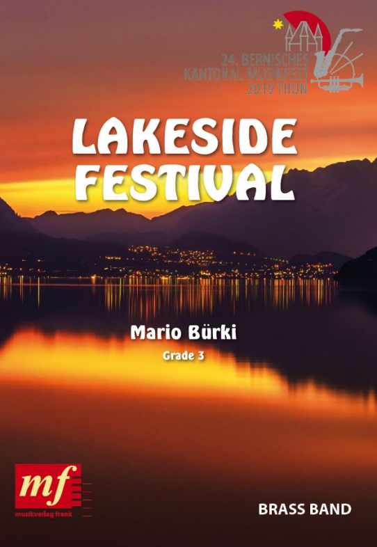 Cover LAKESIDE FESTIVAL