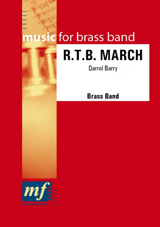 Cover R.T.B. MARCH
