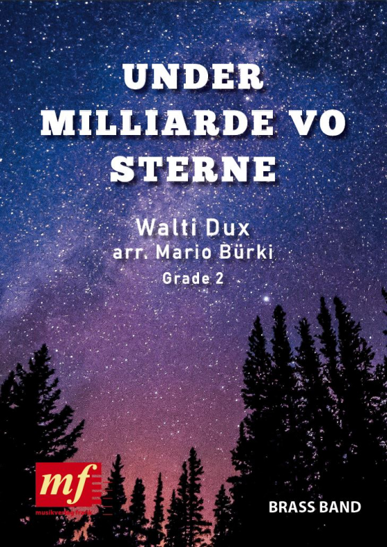 Cover UNDER MILLIARDE VO STERNE