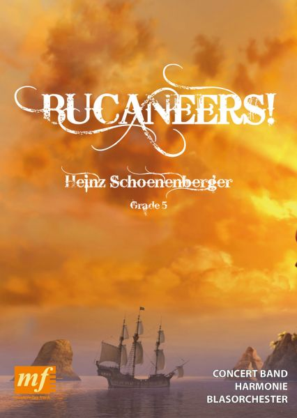 Cover BUCANEERS!