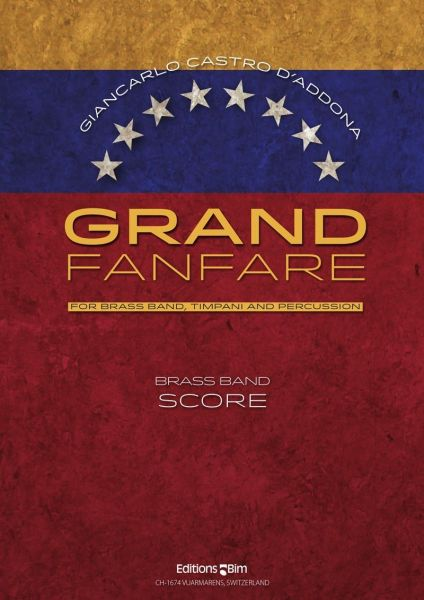 Cover GRAND FANFARE