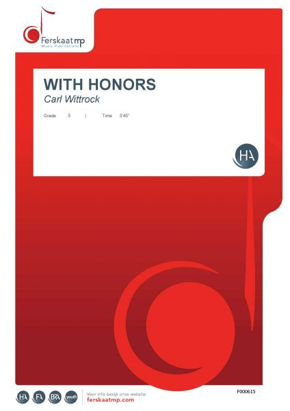 Cover WITH HONORS