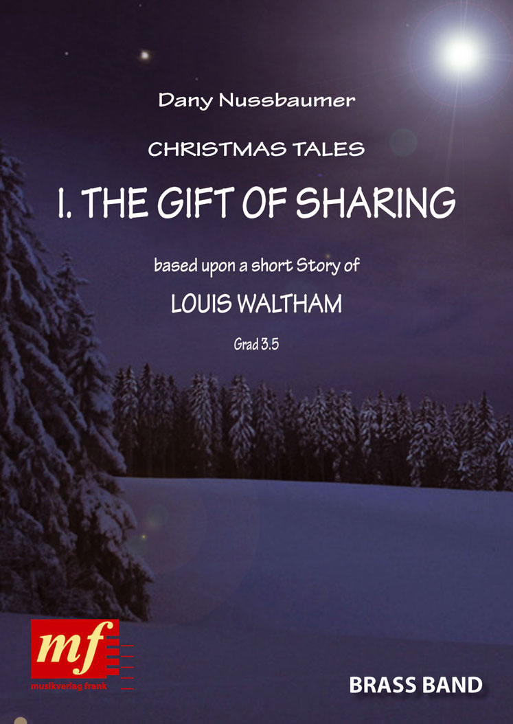 Cover THE GIFT OF SHARING