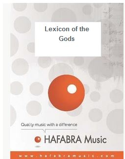 Cover LEXICON OF THE GODS
