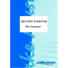 Cover REUNION OVERTURE