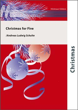 Cover CHRISTMAS FOR FIVE