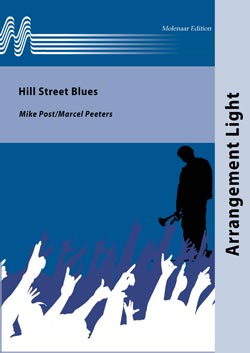 Cover HILL STREET BLUES