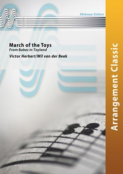 Cover MARCH OF THE TOYS