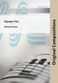 Cover OLYMPIC FIRE
