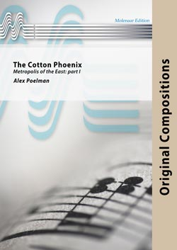 Cover THE COTTON PHOENIX