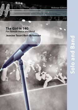 Cover THE GIRL IN 14G