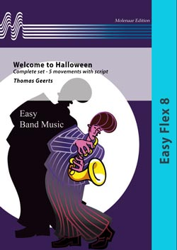 Cover WELCOME TO HALLOWEEN