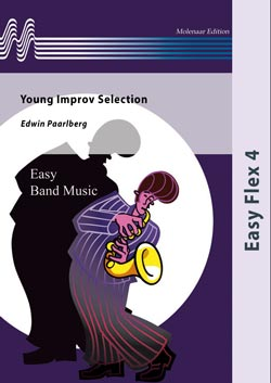 Cover YOUNG IMPROV SELECTION