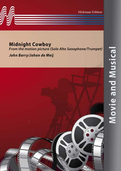 Cover MIDNIGHT COWBOY