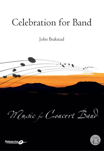 Cover CELEBRATION FOR BAND
