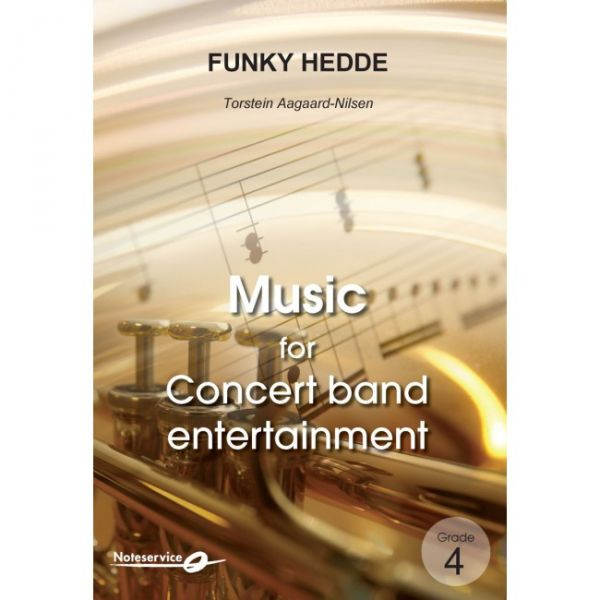 Cover FUNKY HEDDE