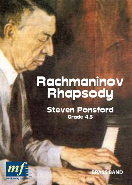 Cover RACHMANINOV RHAPSODY