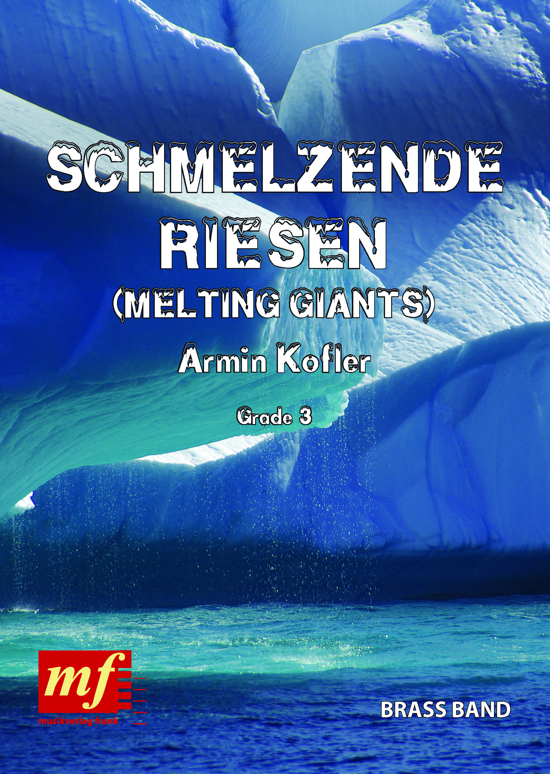 Cover MELTING GIANTS