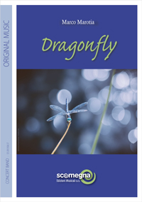 Cover DRAGONFLY