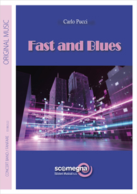 Cover FAST AND BLUES