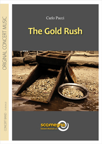 Cover THE GOLD RUSH