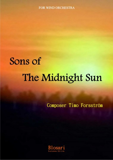 Cover SONS OF THE MIDNIGHT SUN