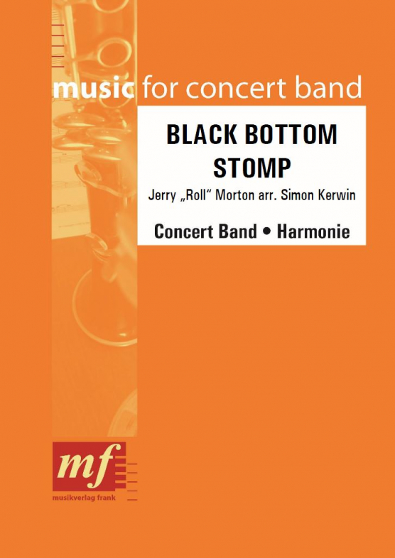 Cover BLACK BOTTOM STOMP