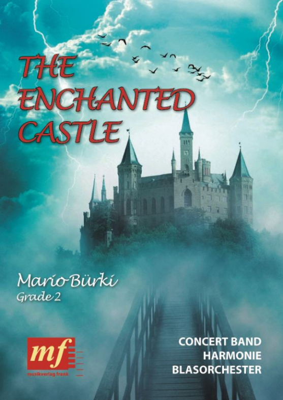 Cover THE ENCHANTED CASTLE