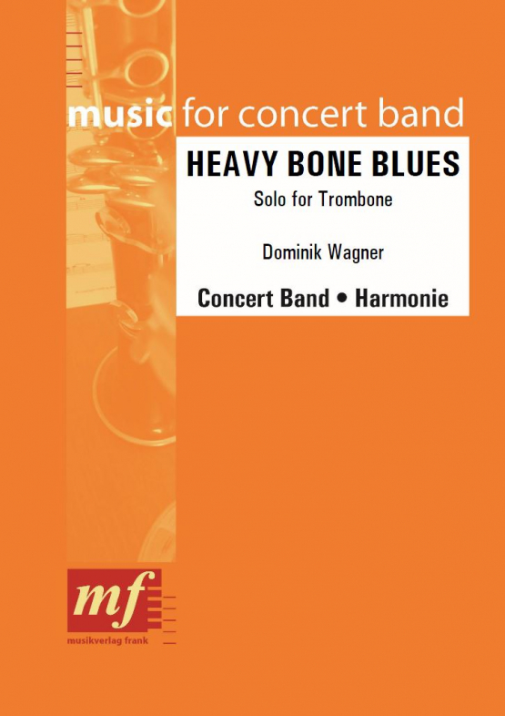 Cover HEAVY BONE BLUES