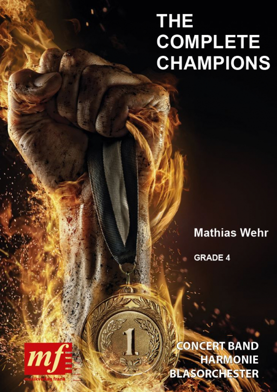 Cover THE COMPLETE CHAMPIONS