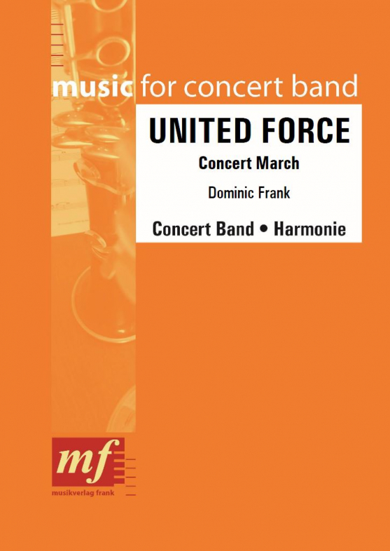 Cover UNITED FORCE