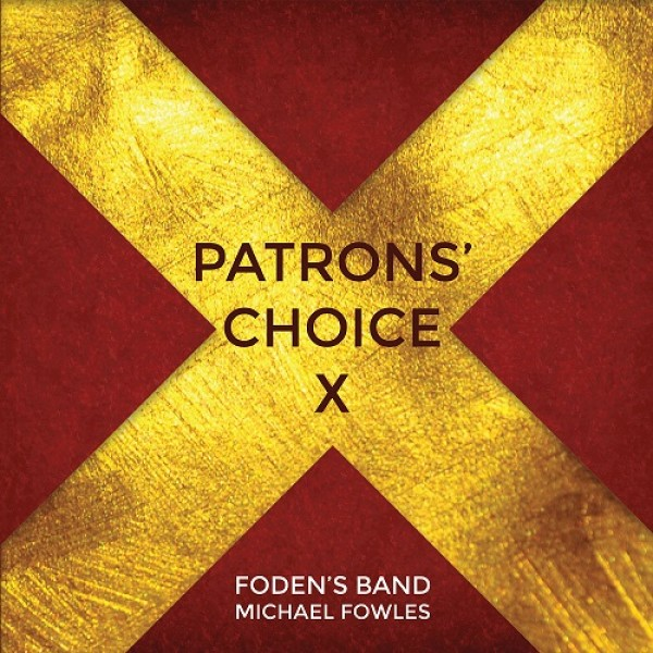 Cover Patrons  Choice X