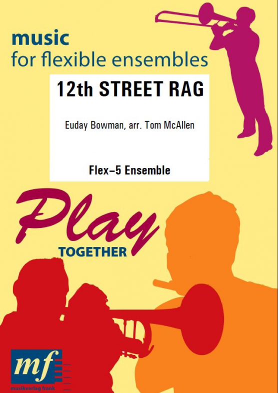 Cover 12th STREET RAG