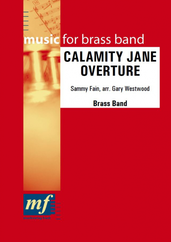 Cover CALAMITY JANE OUVERTURE