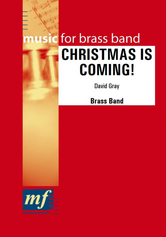 Cover CHRISTMAS IS COMING