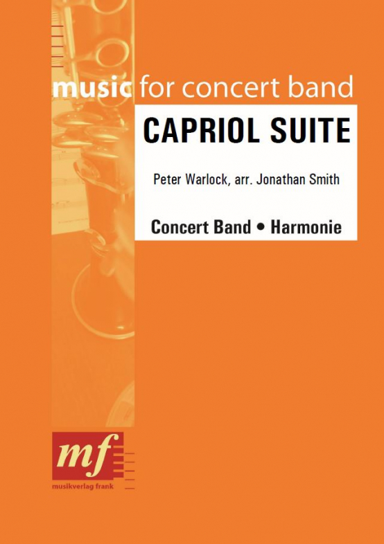 Cover CAPRIOL SUITE